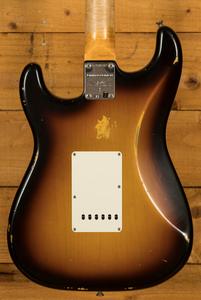 Fender Custom Shop 64 Strat Relic NAMM Limited Faded 3TSB