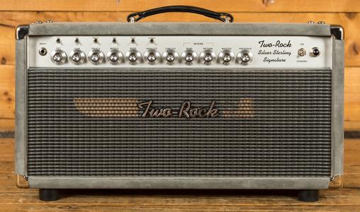 Two-Rock Silver Sterling Signature - 150/75 Watt Head