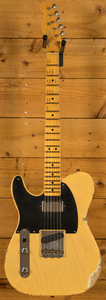 Fender Custom Shop '51 Nocaster Left Handed MN Nocaster Blonde HS