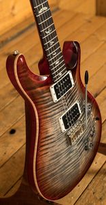 PRS Custom 24/08 Charcoal Cherry Burst