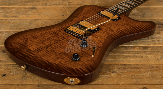 Knaggs Tuckahoe Aged Scotch Semi Gloss with T2 Top - Lollar Pickups