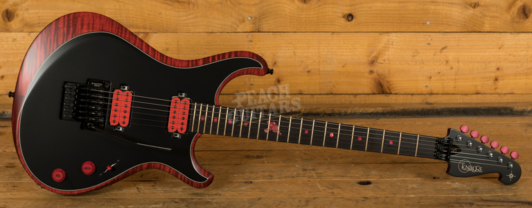 Knaggs Steve Stevens Severn XF - Red & Black