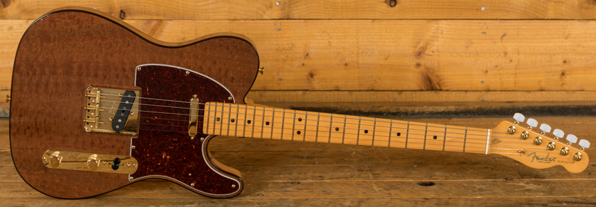 Fender Rarities Collection Tele - Red Mahogany Top *B Stock*