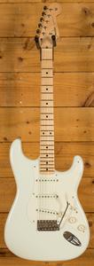 Fender Custom Shop '56 Strat - NOS Maple Neck Olympic White