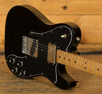 Fender Vintera 70s Tele Custom Maple Neck Black