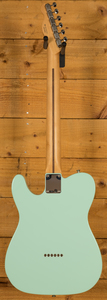 Fender Vintera 50s Tele Mod Maple Neck Surf Green