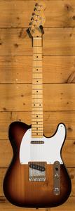 Fender Vintera 50s Tele Maple Neck 2 Tone Sunburst