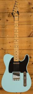 Fender Vintera 50s Tele Mod Maple Neck Daphne Blue