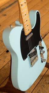 Fender Vintera 50s Tele Mod Maple Neck Daphne Blue