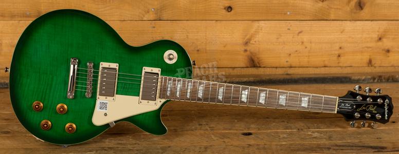 Epiphone Les Paul Standard PlusTop Pro - Green Burst