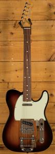 Fender Vintera 60s Tele Bigsby Pau Ferro 3 Tone Sunburst