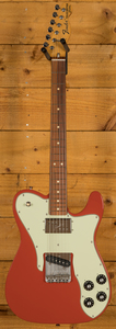 Fender Vintera 70s Tele Custom Pau Ferro Fiesta Red