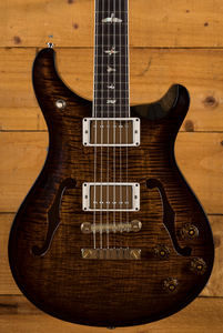 PRS McCarty 594 Hollowbody II Black Goldburst