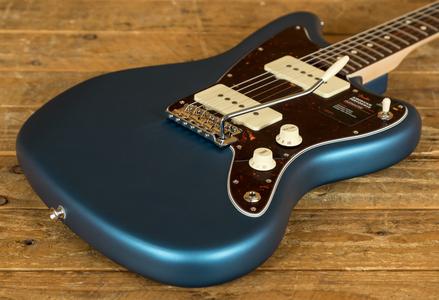 Fender American Performer Jazzmaster RW Satin Lake Placid Blue
