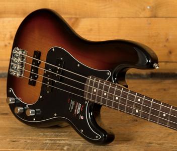 American Performer Precision Bass Rosewood Fingerboard 3TSB