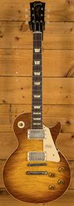 Gibson Custom 60th Anniversary 59 Les Paul Royal Teaburst VOS NH