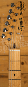 Squier Classic Vibe 70s Tele Custom Maple Neck Black