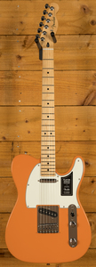 Fender Player Series Tele - Maple Capri Orange