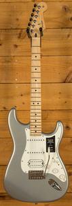 Fender Player Series Strat HSS Maple Neck - Silver
