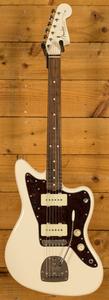 Fender Vintera 60s Jazzmaster Pau Ferro Olympic White Matching Headstock