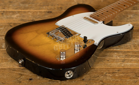 Xotic California Classic XTC-1 3-Tone Sunburst Light Aged