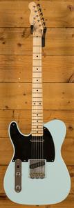Fender Custom Shop '52 Tele Lush Closet Classic Sonic Blue Left handed