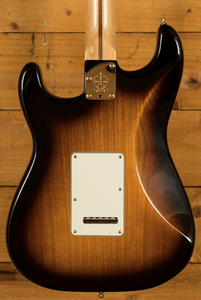 Fender 60th Anniversary Strat 2 Tone Sunburst Used