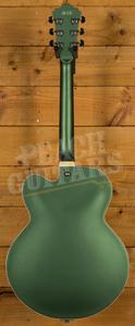 Ibanez 2019 AFS75T-MGF Metallic Green Flat