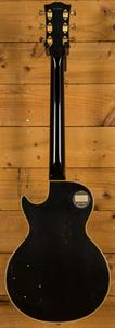 Gibson Custom 68 Les Paul Custom Ebony Lightly Aged