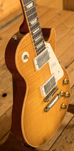 Gibson Custom 58 Les Paul Lemon Burst VOS - Bolivian