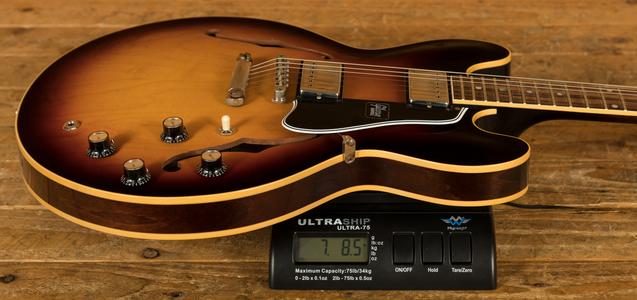 Gibson Custom 61 ES-335 Vintage Burst