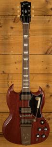 Gibson SG Standard '61 - Maestro Vibrola Vintage Cherry