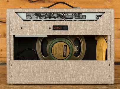 Fender - '65 Deluxe Reverb FSR - Fawn w/Greenback