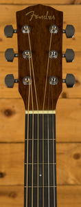 Fender CC-60S Concert, Walnut Fingerboard, Natural