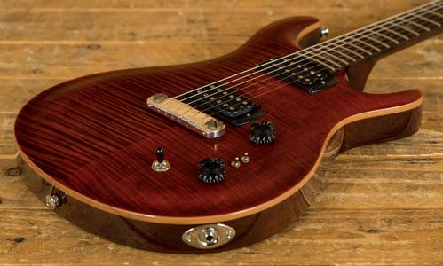 PRS SE Paul's Guitar Fire Red
