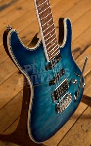 Ibanez 2018 SA460QM - Sapphire Blue