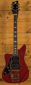 Duesenberg - Paloma Red Sparkle Left Hand