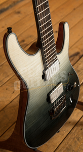Ibanez 2019 S61AL-BML Black Mirage Gradiation