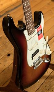 Fender American Pro Stratocaster HSS Rosewood 3-Colour Sunburst