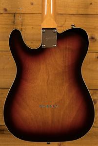 Squier Classic Vibe Tele Custom 3 Tone Sunburst