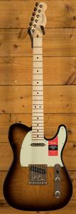 Fender American Pro Telecaster Maple 2-Colour Sunburst