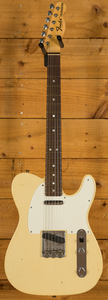 Fender Custom Shop '67 Tele Journeyman Relic Aged Vintage White