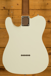 Suhr Classic T Pro Peach LTD - Olympic White - Roasted Maple/RW