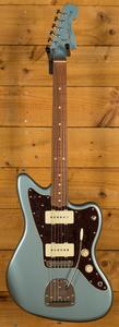 Fender Vintera 60s Jazzmaster Pau Ferro Ice Blue Metallic Matching Headstock