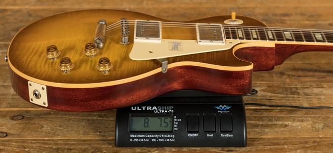 Gibson 60th Anniversary 1959 Les Paul VOS Golden Poppy Burst