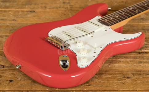 Fender Custom Shop 62 Strat NOS Fiesta Red