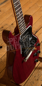Gibson 1960 Les Paul Special Double Cut Reissue VOS Cherry Red