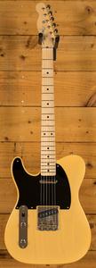 Fender Custom Shop 52 Telecaster NOS Nocaster Blonde - Left Handed