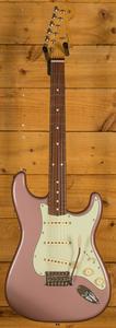 Fender Vintera 60s Strat Mod Pau Ferro Burgundy Mist