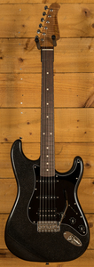 Xotic California Classic XSC-2 Black Metallic Very Light Aged